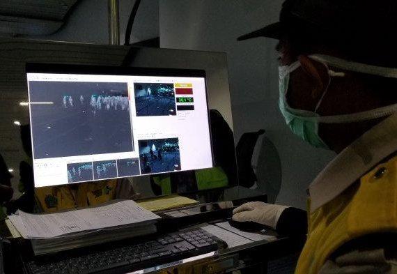 Cerita Petugas KKP Bandara Soekarno-Hatta Rela Kerja 24 Jam Perangi Virus Corona