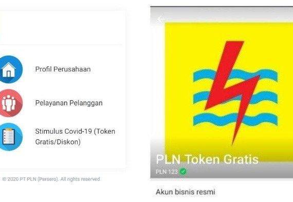 Cara Dapat Token Listrik Gratis PLN Juli 2020: Login www.pln.co.id atau WhatsApp ke 08122-123-123