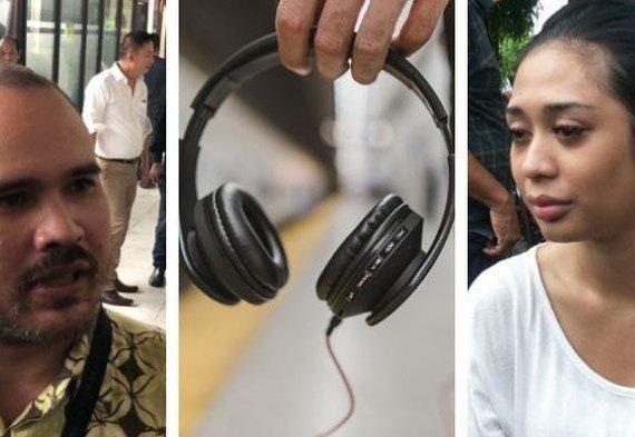 Gegara Asyik Pakai Headset di Kamar, Arya Claproth Terancam Tersangka Kematian Putri Karen Pooroe