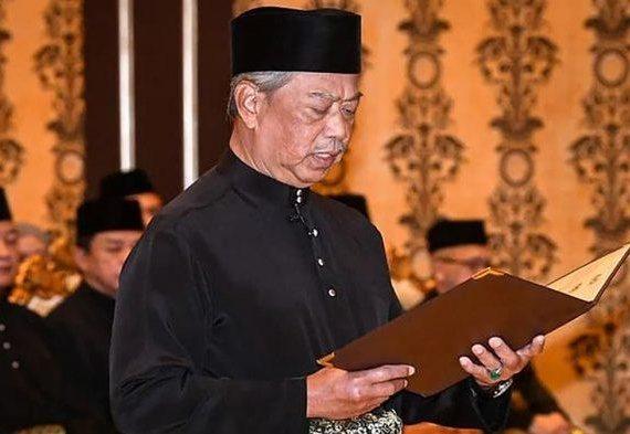 Ini Pertimbangan Raja Tunjuk Muhyiddin Yassin Jadi PM Malaysia