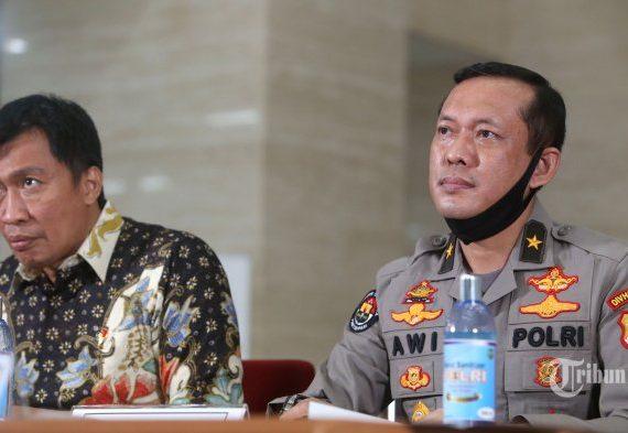 Kapolri Idham Azis Copot Irjen Napoleon Karena Diduga Langgar Kode Etik Terkait Kasus Djoko Tjandra