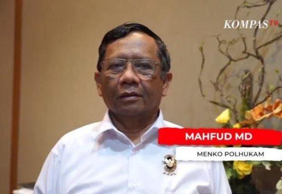 Komisioner KPK Tolak Rencana Pembentukan Tim Pemburu Koruptor, Mahfud: Saya Akan Terus Kerjakan