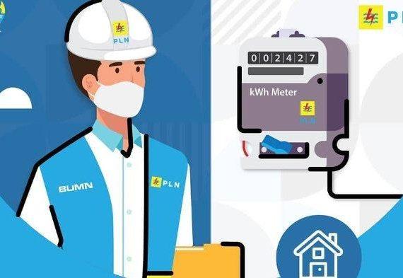 Tata Cara Dapat Token Listrik Gratis PLN Juni 2020, Login www.pln.co.id Pilih Stimulus Covid-19