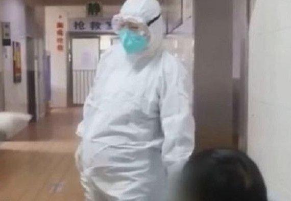 Tengah Hamil 9 Bulan, Perawat di China Tetap Rawat Pasien Virus Corona, Publik pun Marah