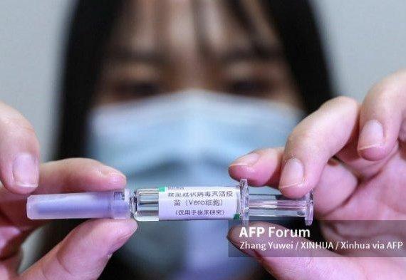 Vaksin Covid-19 Buatan China Klaim Akan Siap Akhir 2020