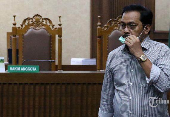4 M dari Eks Gubernur Kepri Nurdin Basirun menuju Kas Negara KPK Setor Uang Pengganti Rp 4
