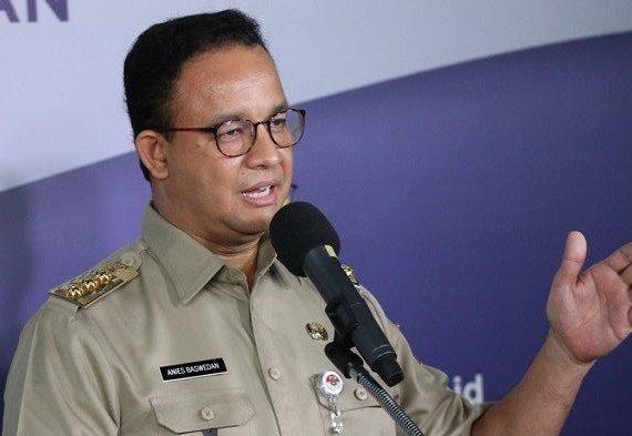 Anies Bantah Mal akan Dibuka Pada 5 Juni PSBB Jakarta Masih Mungkin Diperpanjang