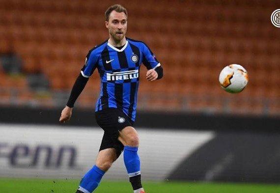 Christian Eriksen Baru Cetak Satu Gol & Dua Asist Selama Perkuat Inter Milan di Liga Italia