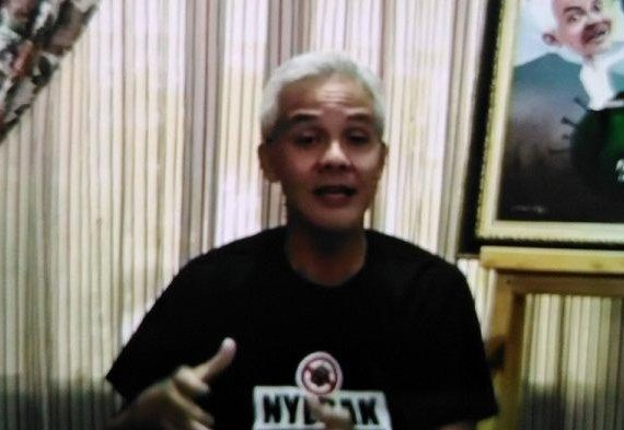 Ganjar Pranowo Memprediksi Hingga Lebaran Ada 1 Juta Warganya Mudik menuju Jawa Tengah
