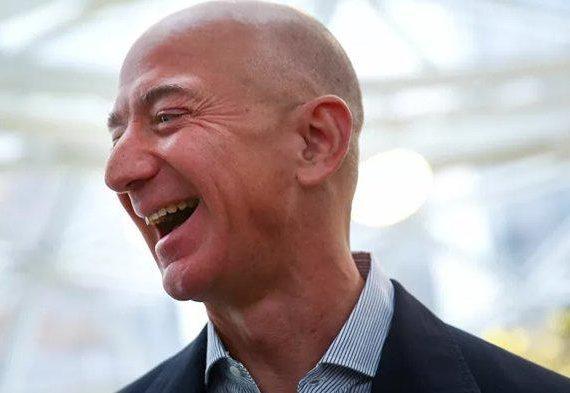 Jeff Bezos Kembali Pecahkan Rekor Kekayaannya di Tengah Pandemi Covid-19 Dihujat Warganet