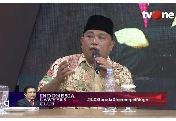Life Must Go On Dukung Penerapan New Normal Waketum Gerindra Arief Poeyono
