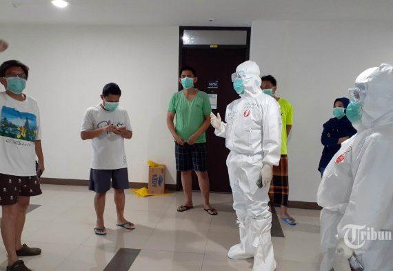Masyarakat wajib Jadi Striker dengan Batasi Kontak & Tegakkan PSBB Pesan Dokter RS Wisma Atlet