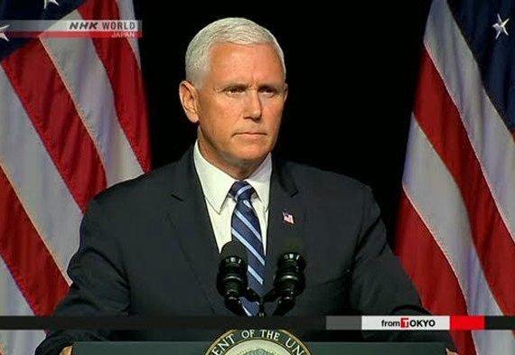 Mike Pence Menghindari Pertemuan setelah Stafnya Positif Corona Wakil Presiden AS