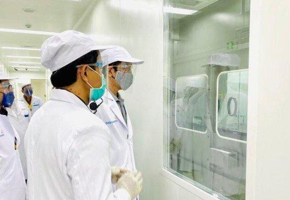 Penjelasan Bio Farma soal Ridwan Kamil yang Belum Disuntik Vaksin Covid-19