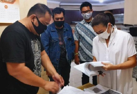 PSI Jalin Komunikasi Politik Cari Kandidat Terbaik Bertemu Rahayu Saraswati