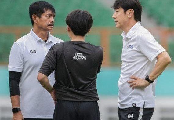Ungkap Sempat Diusir sang Pelatih Indra Sjafri Beri Klarifikasi Disebut Shin Tae-yong Indisipliner
