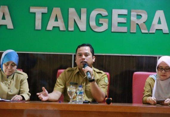 Wali Kota Tangerang Kembali Berlakukan WFH Pasca-Tiga Pegawai Positif Virus Corona