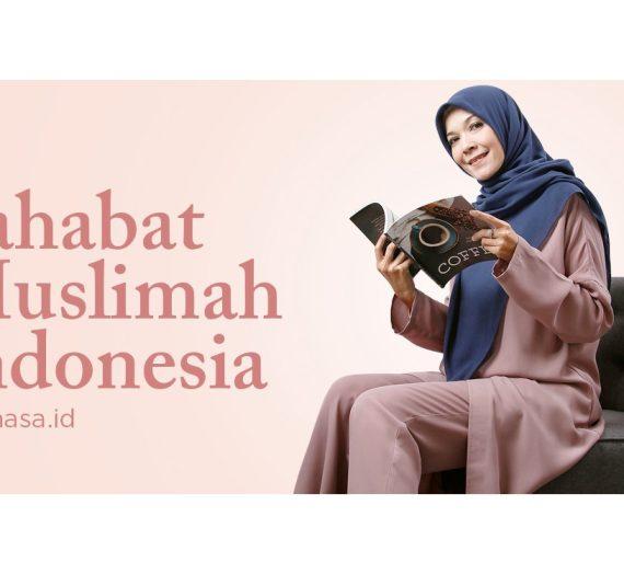 Fashion Muslim Wanita Indonesia Terbaik